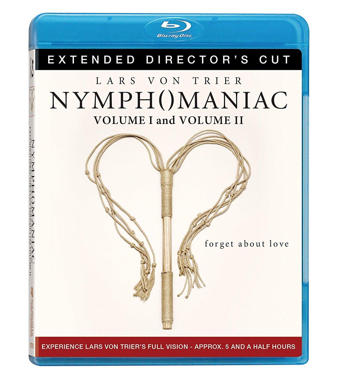 Blu-ray : Nymphomaniac 1 & 2 (Director\'s Cut / Edition, 2 Disc)