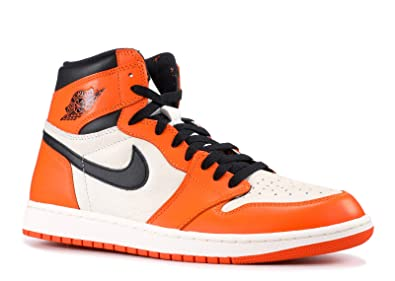 sale retailer 50309 3c019 Air Jordan 1 Retro High OG BG 555088 113  quot Reverse Shattered  Backboard quot  (