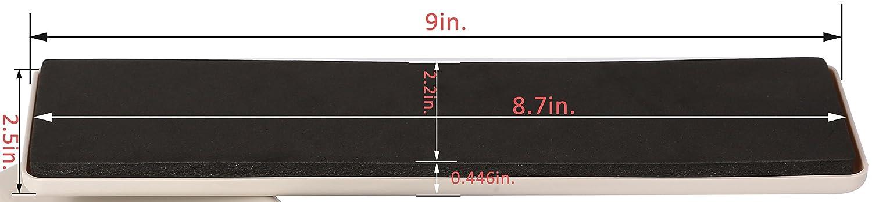 en bolsa de almacenamiento Deslizadores reutilizables para mover muebles de Linkw 22,86 cm x 6,35 cm