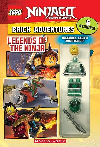Amazon.com: LEGO NINJAGO Choose Your Ninja Mission: With ...