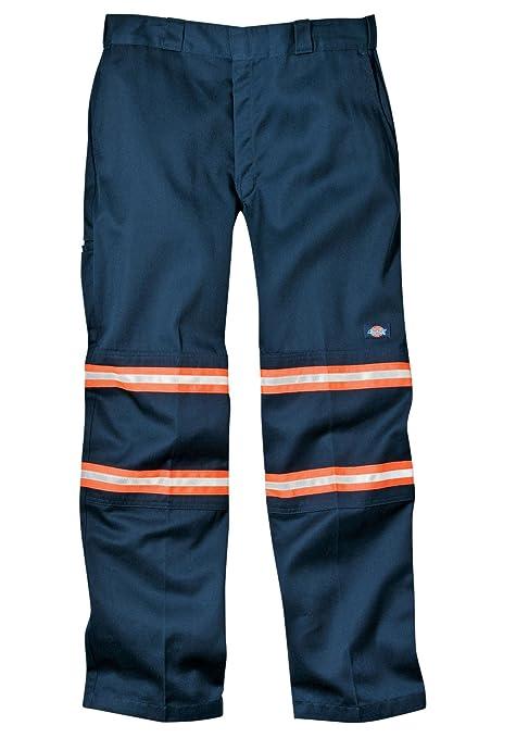 Dickies Vp903 Men's Enhanced Visibility Double Knee Work Pants by Dickies