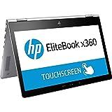 HP Elitebook X360 1030 G2, Windows 10, i7-7600U, 2.8 GHz, Intel HD Graphics 620, 512 GB, Silver (Renewed)