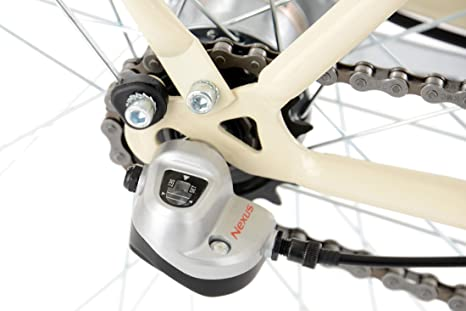 KS Cycling Cityrad Casino 3 Gänge - Bicicleta de paseo, talla 28 ...