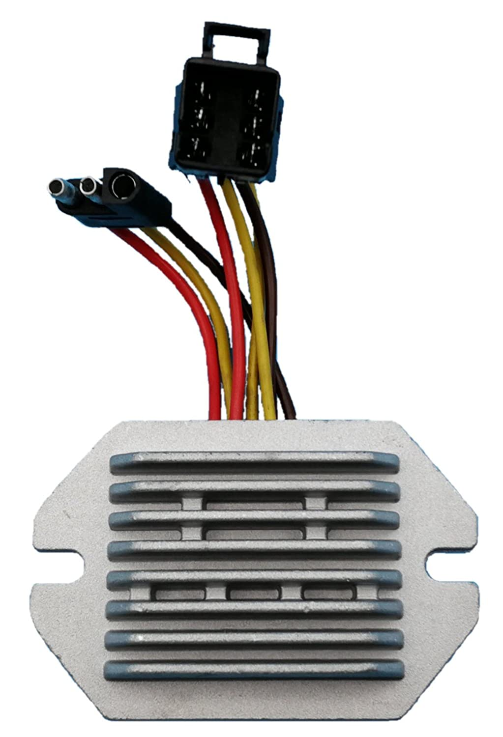 Tuzliufi Voltage Regulator Rectifier Replace Polaris 600 800 Indy SP Pro RMK 144 155 Rush Pro-R Switchback Adventure Assault Voyager 2013 2014 2015 2016 Replace 4013460 New Z61 Generic