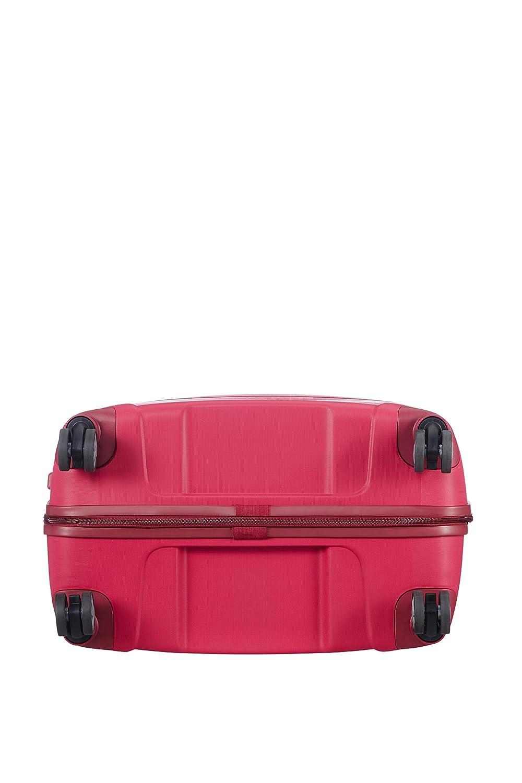 SAMSONITE Flux 44 liters 55 cm Spinner 55//20 Expandable Bagage cabine Blanc Blanc