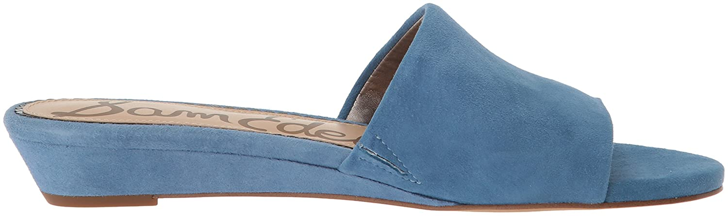 Sam Edelman Women's Liliana Slide Sandal B076TBV8Q7 5.5 B(M) US|Denim Blue