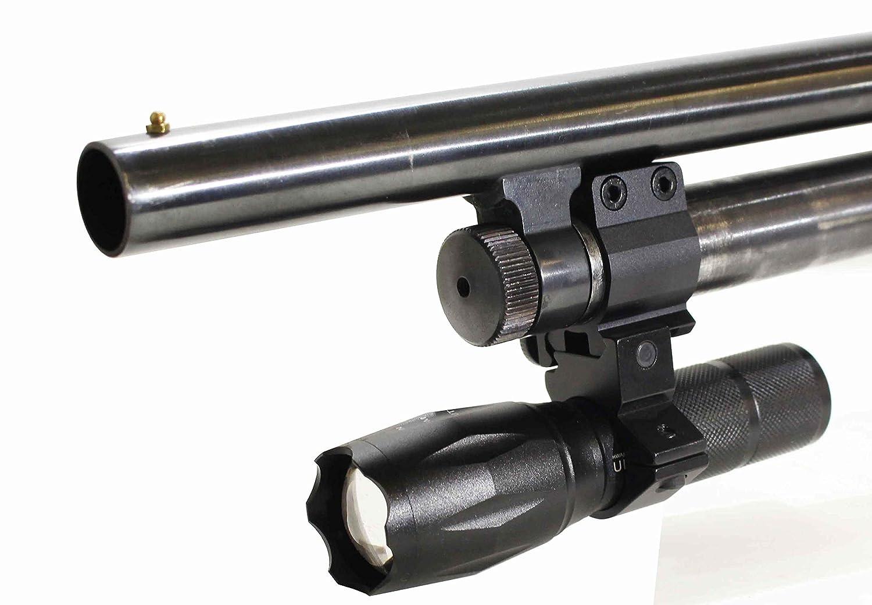 Mossberg 500 green sight With Flashlight Kit 12 gauge accessories maverick 88