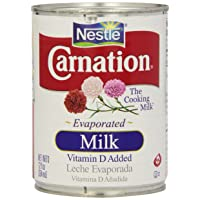 Carnation Carnation Evaporated Milk, 12 Fl Ounce Cans (Pack of 24)