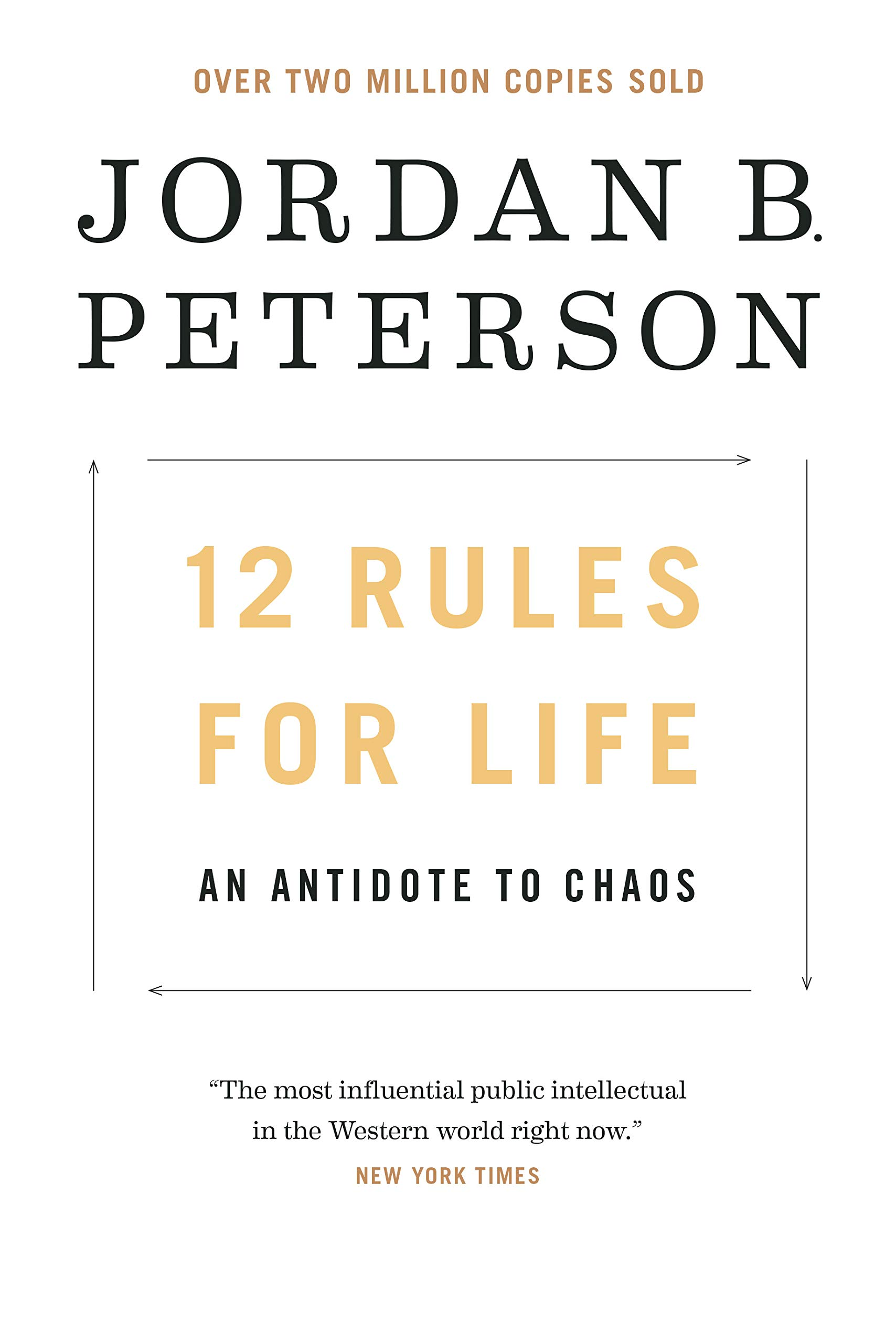 12 Rules of Life Book Cover