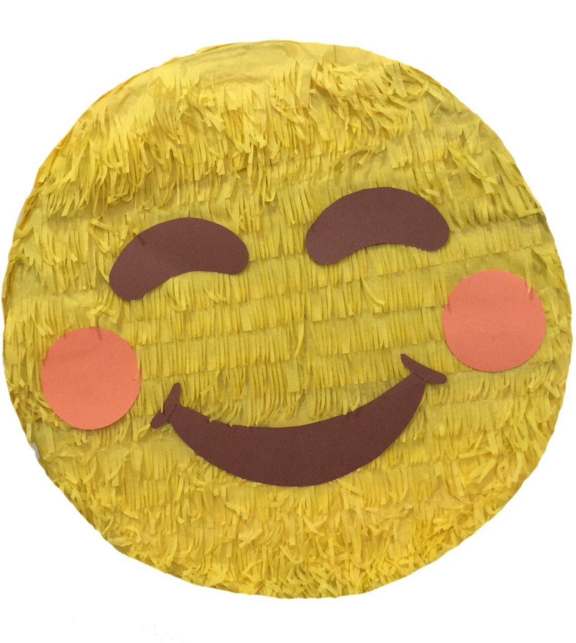 Blushing Emoji Pinata