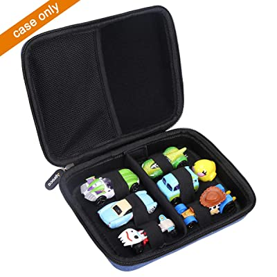 Aproca Hard Storage Travel Case for Hot Wheels Toy Story 4 Bundle Vehicles: Toys & Games