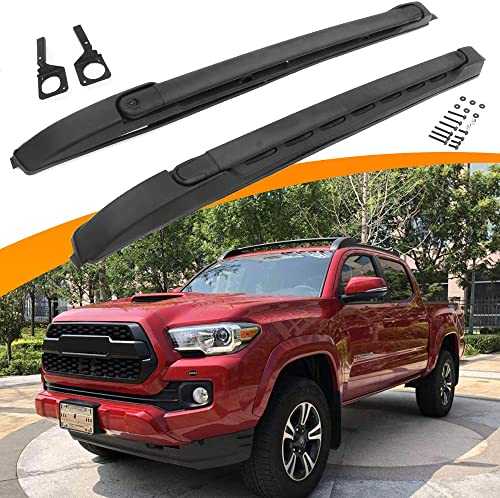 SnailAuto Black Roof Rack Cross Bars Set