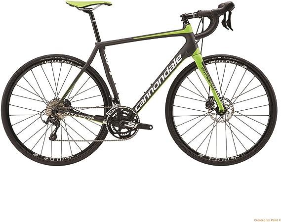 Cannondale Synapse carbono disco 105 2016 bicicleta de carretera ...