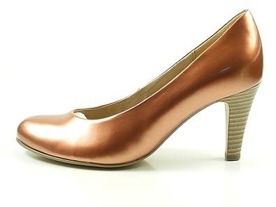 Gabor 65 210 F Schuhe Damen Lack Pumps Weite F 210  Amazon   Schuhe 6695be