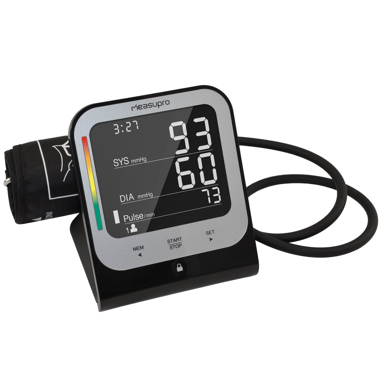 Monitor de presión de brazo