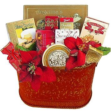 Amazon.com : Season\'s Greetings Christmas Holiday Gourmet Food Gift ...