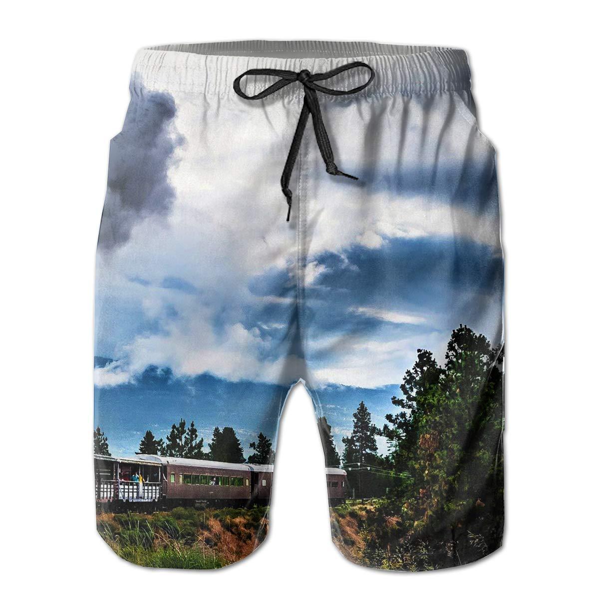 3882a91e1b White Mens Train Running Shorts Pockets Swim Trunks Trunks Trunks Beach  Shorts,Boardshort 75c5a0