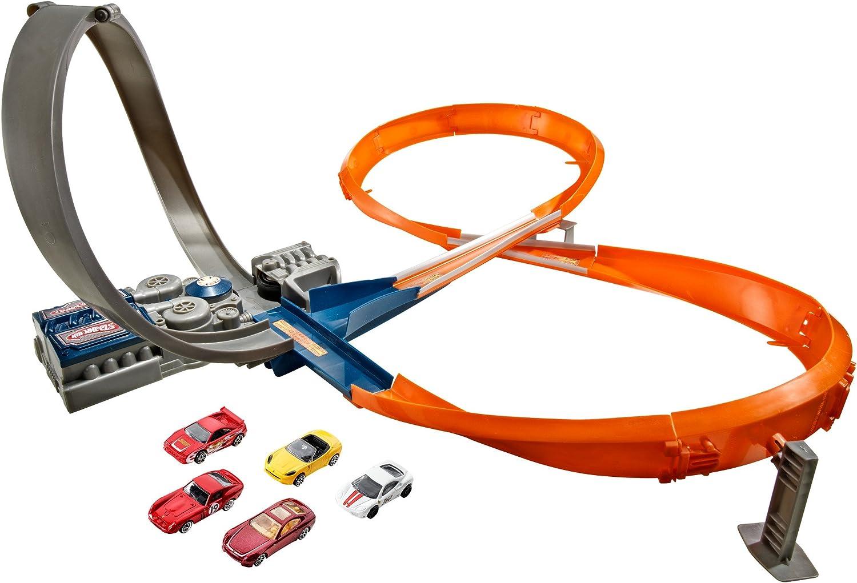 Hot Wheels- Pista de Carreras, Multicolor (Mattel X2586): Amazon.es: Juguetes y juegos