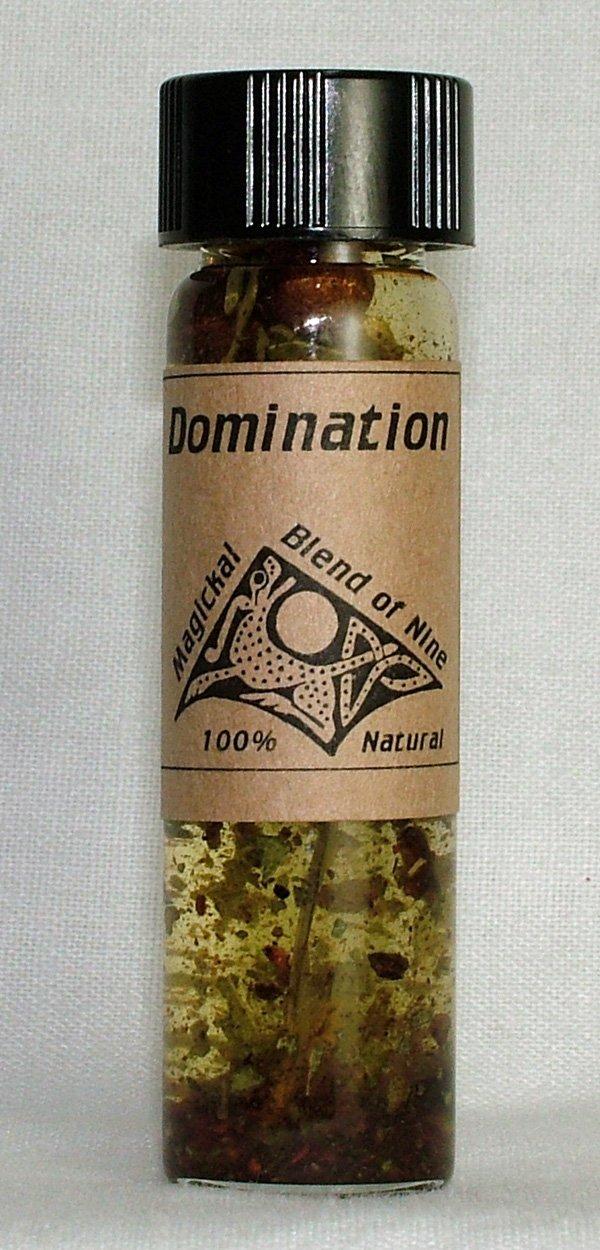 Domination Magickal Oil