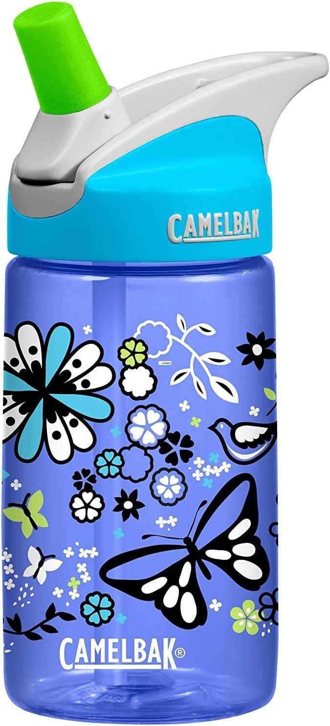 Camelbak Kids 'Eddy Hedgehogs BPA, botella para caminatas