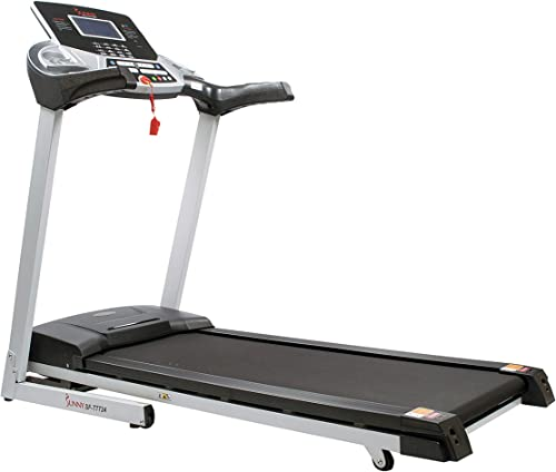 Sunny Health Fitness Energy Flex Electric Treadmill