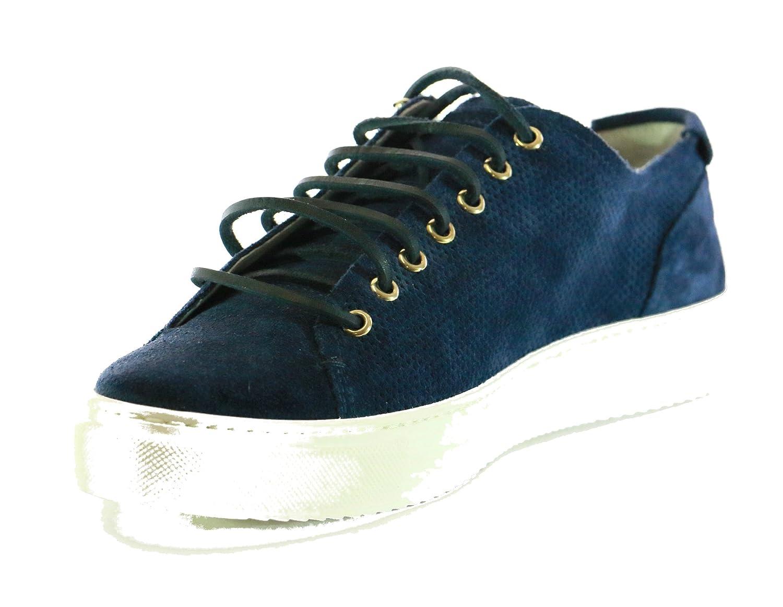 Docksteps Zapatillas de Ante Para Hombre Azul Turquesa 40 EU