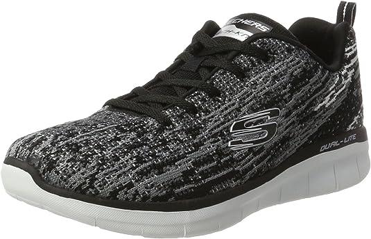 Skechers Synergy 2.0 - High Spirits, Zapatillas para Mujer: Amazon.es: Zapatos y complementos