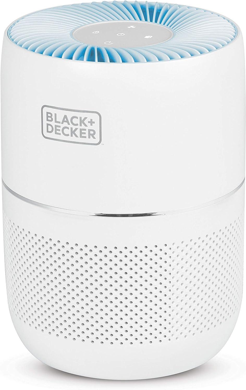 BLACK+DECKER BAPT02 air Purifier, White