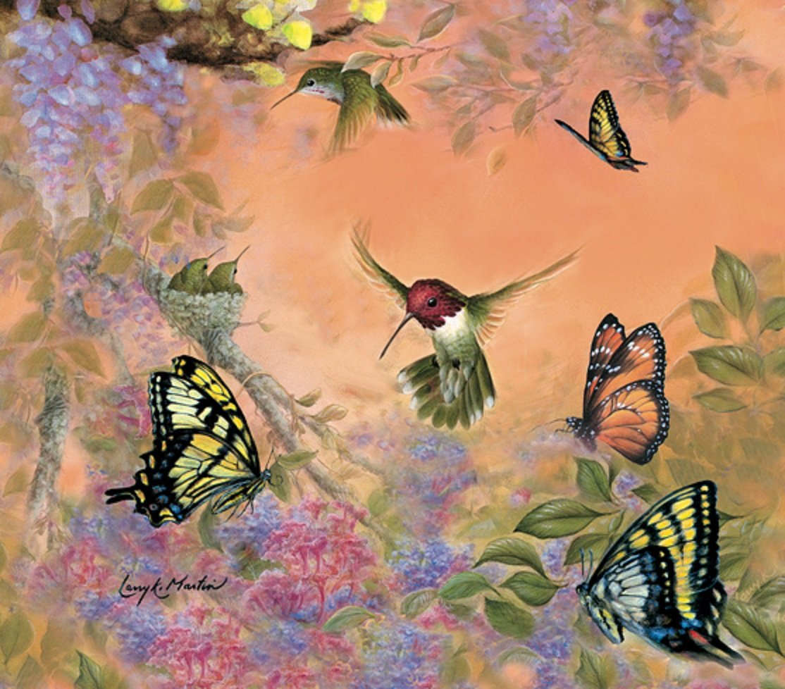 Promoción por tiempo limitado SunsOut Wings of Grace Jigsaw Puzzle (300-Piece)
