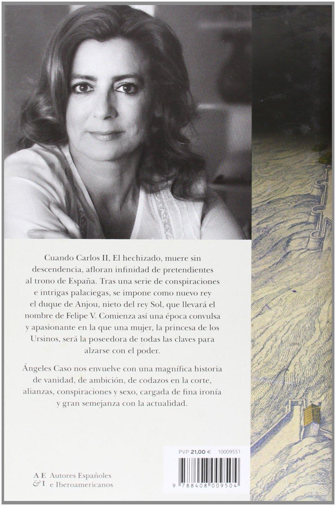 Donde se alzan los tronos Autores Españoles e Iberoamericanos: Amazon.es: Ángeles Caso: Libros
