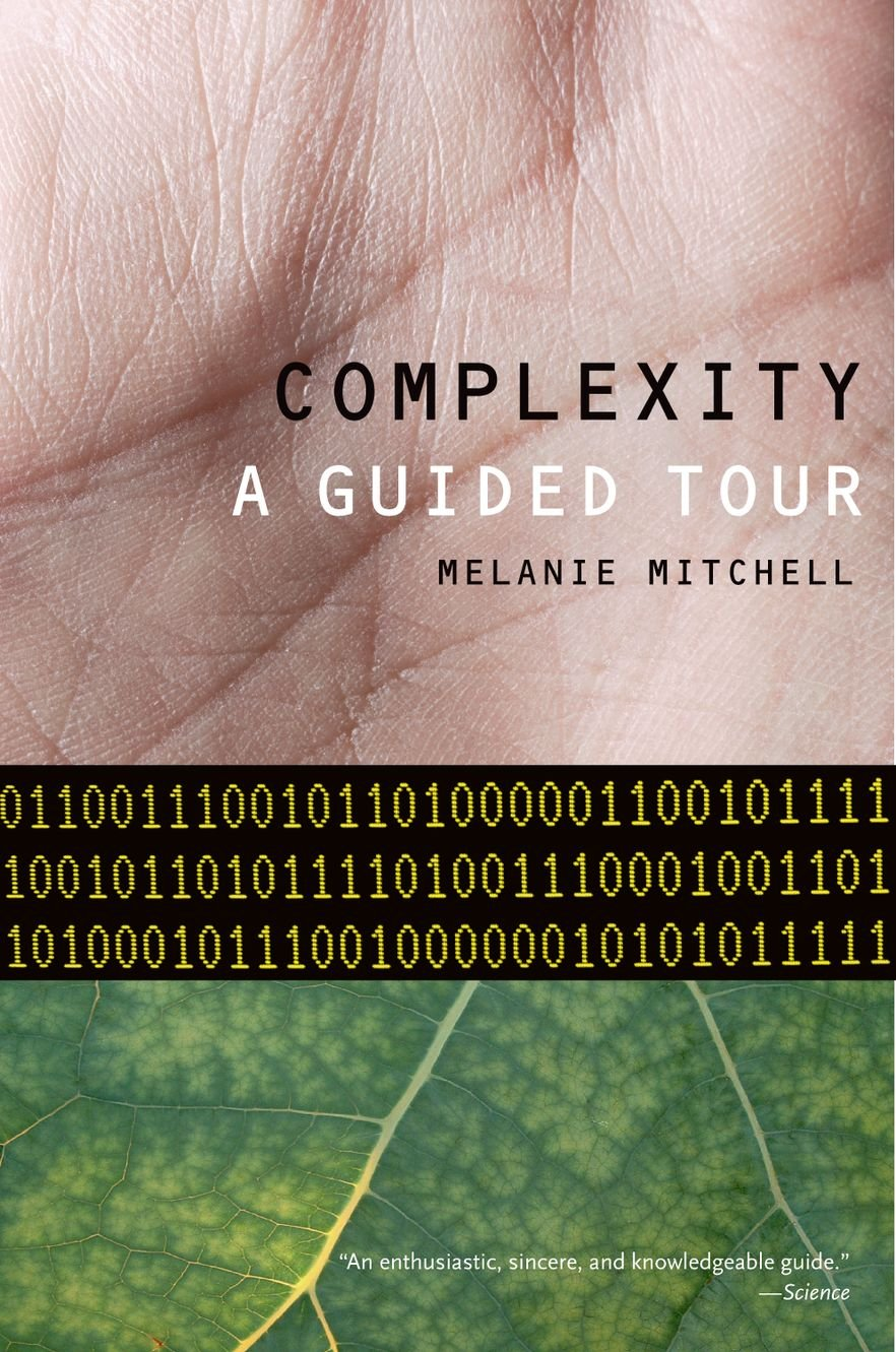Complexity A Guided Tour