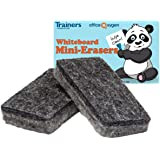 "Mini Erasers for Whiteboard Dry-erase, set of 30 erasers, 2.5"" long, for classroom and office"
