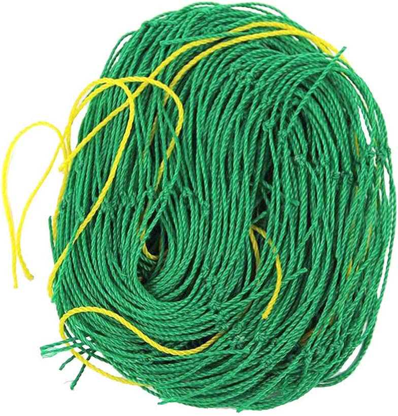 ZN Garden Netting Pea and Bean Net Garden Anti Bird Pond Plant Protection Mesh Pest Control 1.8*2.7M Pea Fruit Netting