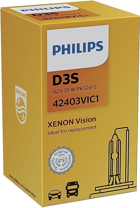 Philips 42403vic1 Glühlampe Xenon Vision Auto