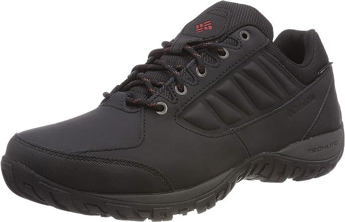 Columbia Ruckel Ridge Waterproof, Zapatos Impermeables de Senderismo para Hombre