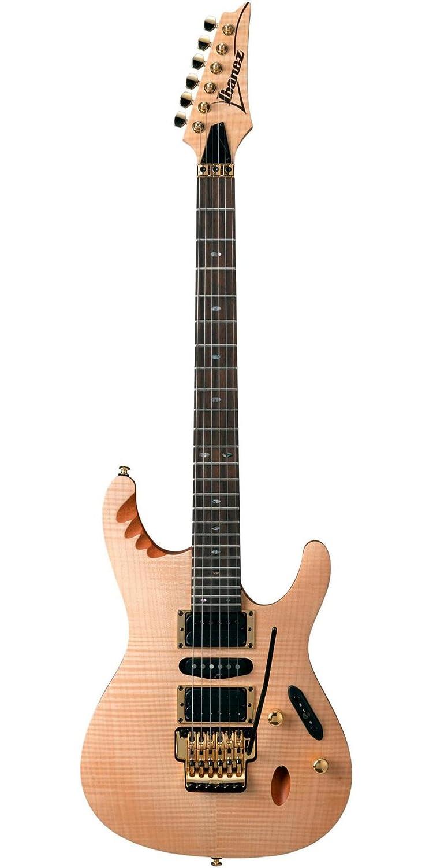 Ibanez egen8 Herman Li Signature Guitarra Eléctrica plantinum Rubio: Amazon.es: Instrumentos musicales
