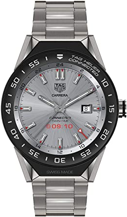 Amazon.com: TAG Heuer Connected Modular 45 Smartwatch ...