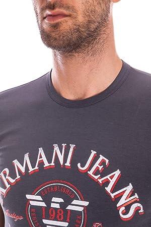 CAMISETA ARMANI JEANS MANGA CORTA C6H10NM (XL)