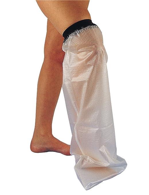 25 opinioni per Homecraft Limbo- Protezione impermeabile per gesso fino al ginocchio, misura per