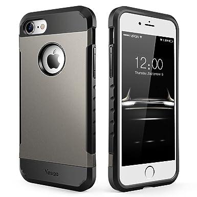 Carcasa para iPhone 7 a Prueba de Golpes, Delgada ...
