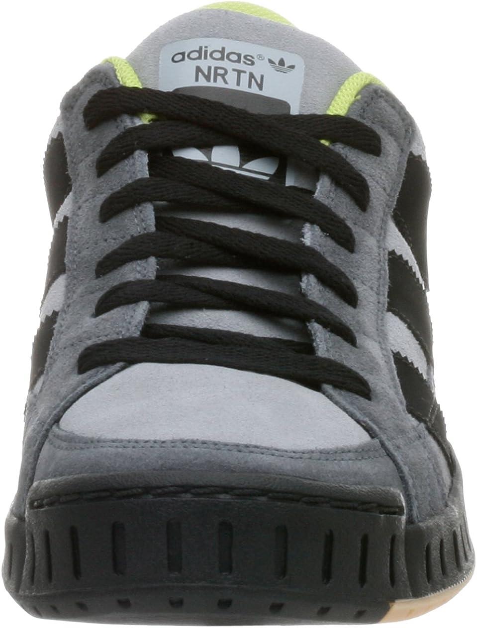 Retocar Íntimo Falsificación  adidas Originals Men's NRTN Sneaker, Black/Lead/Silver, 13 M: Amazon.co.uk:  Shoes & Bags