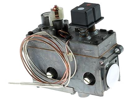 Válvula de gas MINISIT 710 0.710.750 termostato para freidora 50 – 190 °C