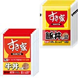 すき家牛×豚セット(牛丼の具135g×5、豚丼の具135g×5) 冷凍食品