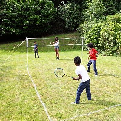 Fostoy Badminton Racquet Badminton Racket Set-Professional Carbon Fiber Racket 3