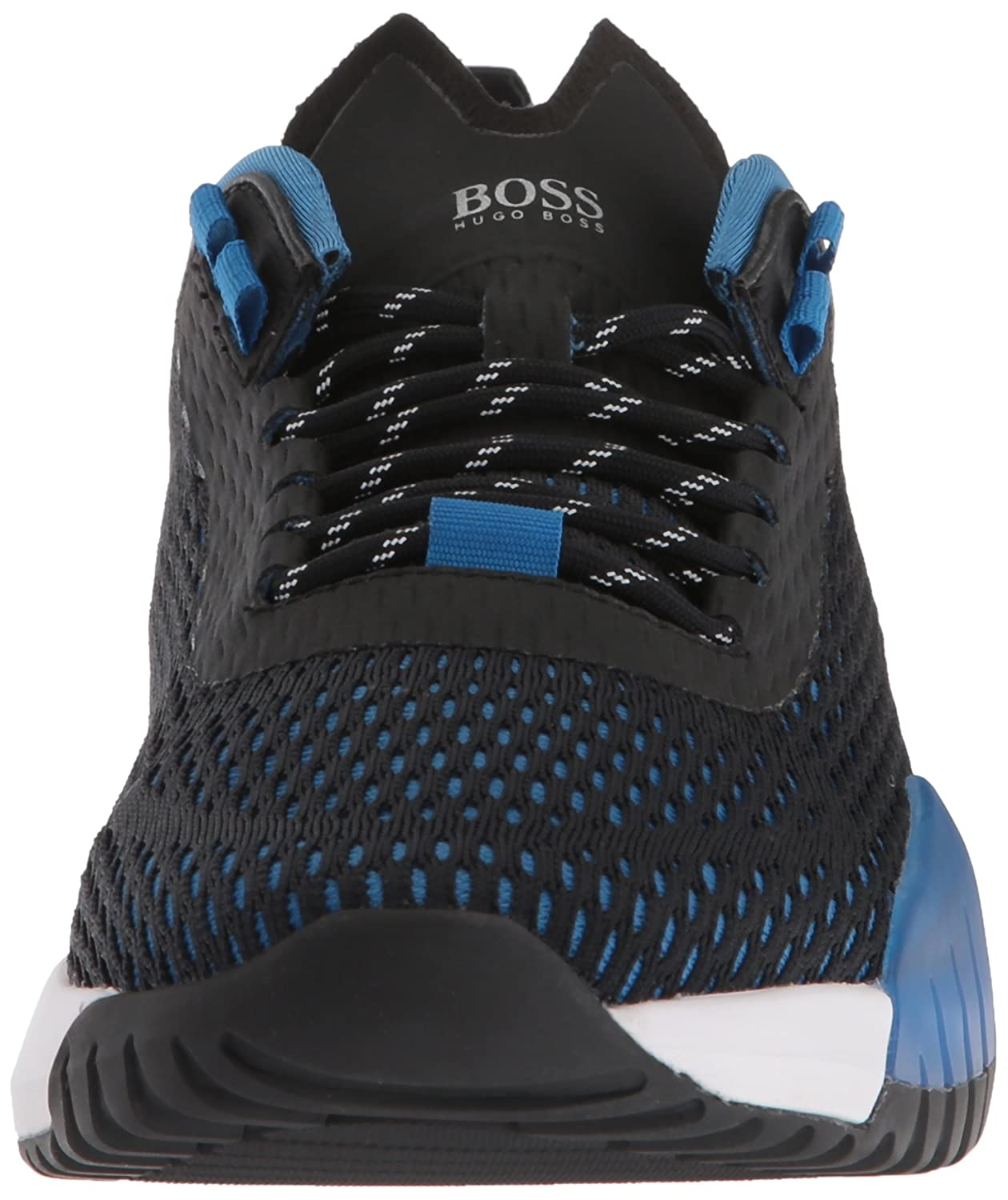 3e3ece5f916 BOSS Hugo Men s Storm Textile Running Sneaker  Amazon.co.uk  Shoes   Bags