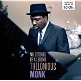 Thelonious Monk: Milestones Of A Legend (15 Original Albums)