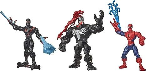Hasbro Marvel Super Hero Mashers Web-Slinging Mash Collection Pack