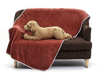 Amazon.com: Luciphia - Manta de franela para perro, cachorro ...