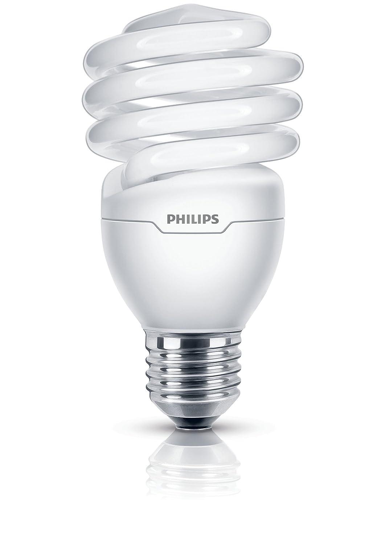 Philips E27 ES Ampoule FluoCompacte Spirale Culot E27 23 Watts Consommé s É quivalence Incandescence : 110W 92594400