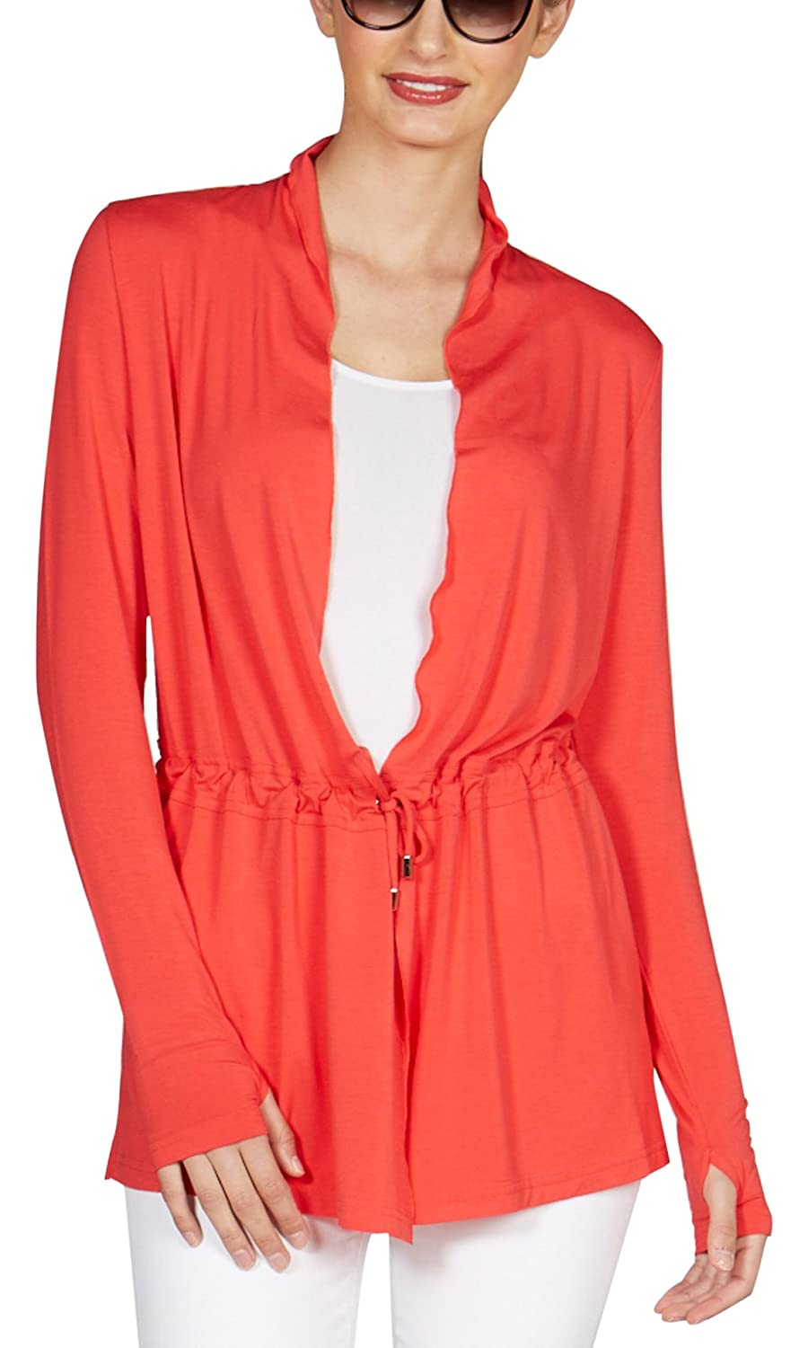 TALLA XL. Mott 50 mujeres de Christine Athletic jerséis, mujer, color Coral, tamaño XL